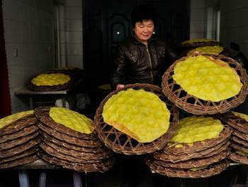 唐山咯扎饼08