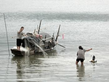 水上渔村04