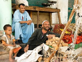 埃及塞法杰港的生活10