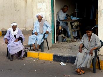 埃及塞法杰港的生活05