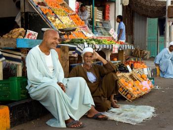 埃及塞法杰港的生活09