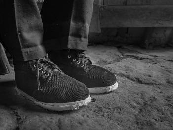手工棉鞋13