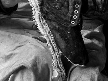 手工棉鞋09
