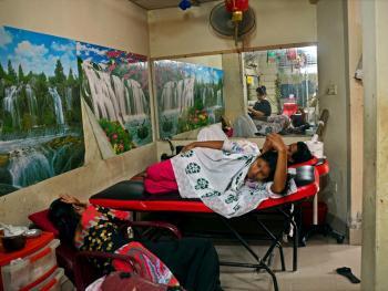 吉大港的美容院10