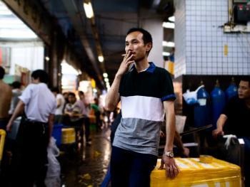 广州黄沙水产批发市场10