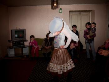 格鲁吉亚南部民族生活09