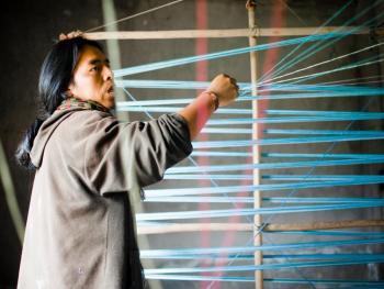 安第斯山下的织匠08