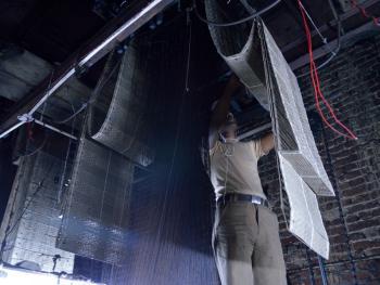 传统棉线布制造10