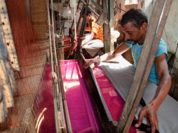 孟加拉的班尼尔鄂什纱丽