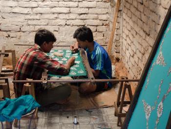 孟加拉的班尼尔鄂什纱丽2
