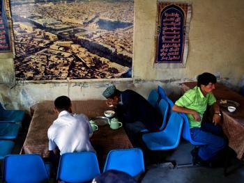 喀什老茶馆11
