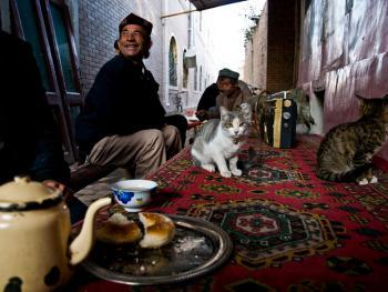 喀什老茶馆02
