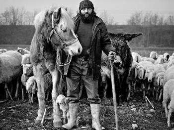 意大利北部的牧羊人09