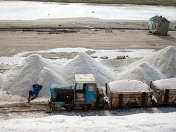 锡盐的生产加工