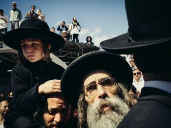 乌曼的犹太教新年10