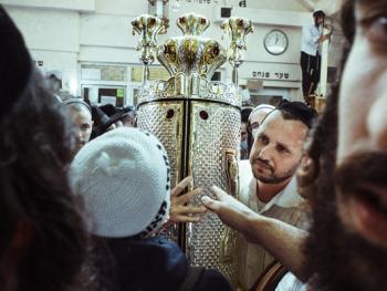 乌曼的犹太教新年11