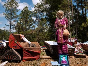 托拉雅人扫墓仪式