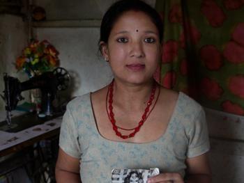 尼泊尔卸任的库玛丽10