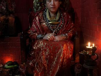 尼泊尔卸任的库玛丽11
