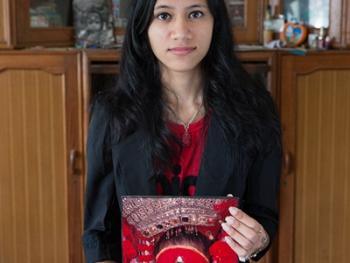 尼泊尔卸任的库玛丽