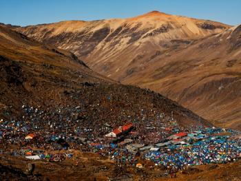 秘鲁圣山朝拜13