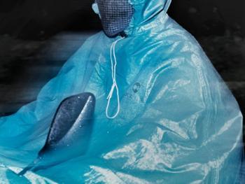 穿雨衣的杭州人12