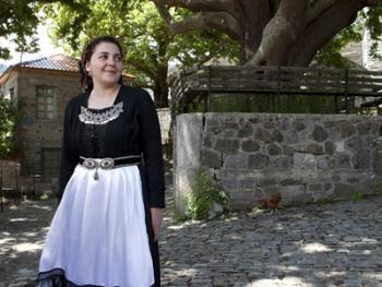 希腊沃武萨的村民10