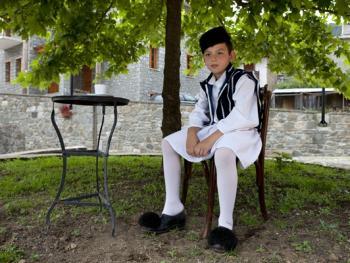 希腊沃武萨的村民07