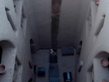 马里清真寺涂泥13
