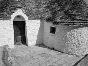 意大利乡村传统石顶小屋建筑04