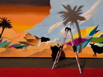 迪拜的涂鸦艺术3