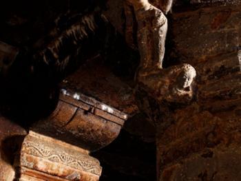 印度埃洛拉石窟10