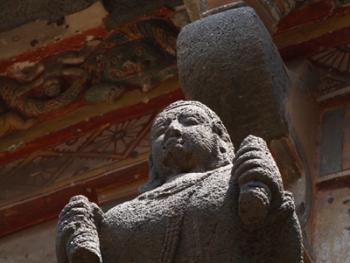印度埃洛拉石窟11