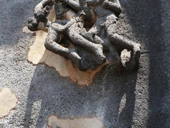 印度埃洛拉石窟08