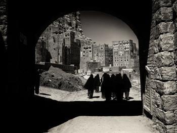 也门古城建筑01