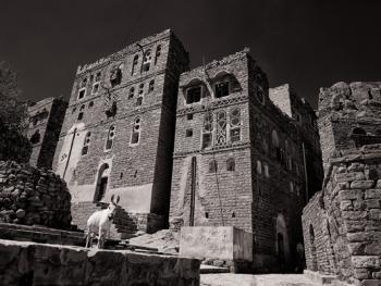 也门古城建筑02
