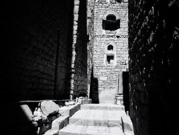 也门古城建筑03
