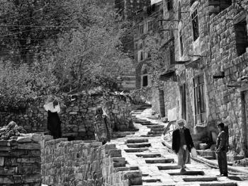 也门古城建筑04