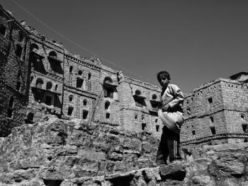 也门古城建筑06