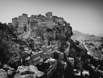 也门古城建筑08