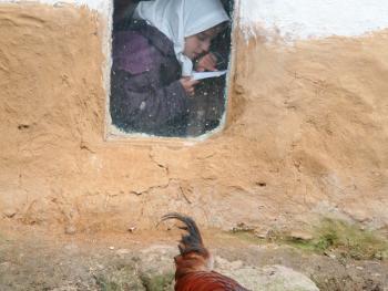 伊朗乡村学校10