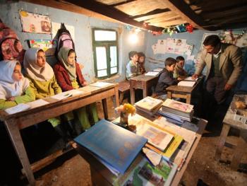 伊朗乡村学校11