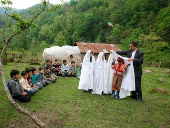 伊朗乡村学校13