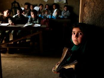 伊朗乡村学校03