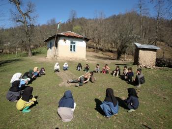伊朗乡村学校09