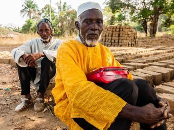 塞拉利昂乡村传统生活11