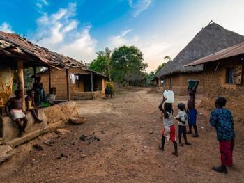 塞拉利昂乡村传统生活14