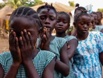塞拉利昂乡村传统生活05
