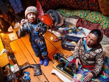 科米共和国的游牧民族02