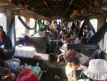 柬埔寨的火车之旅05